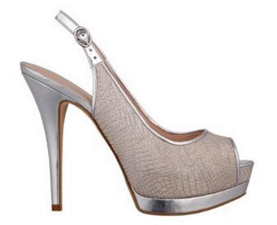 womens shoes guess glenisa slingback platform sandals