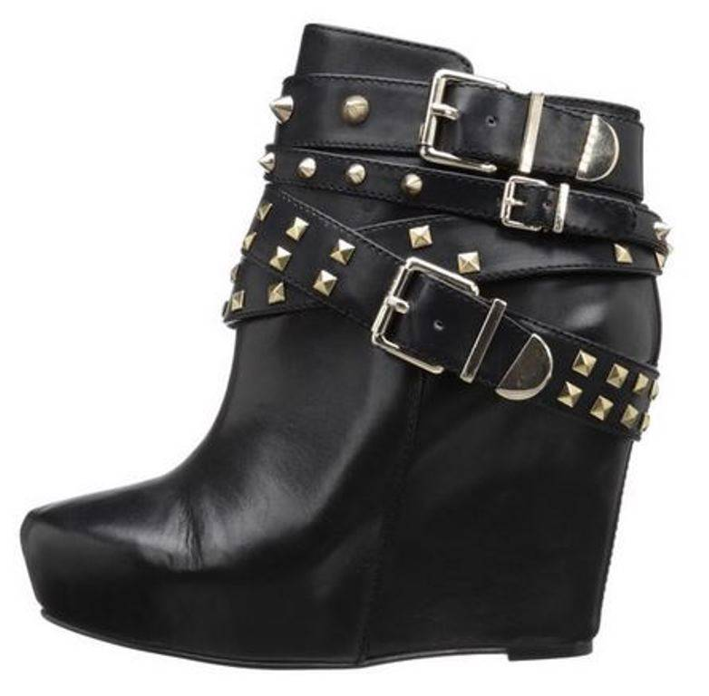 s shoes bcbg bcbgeneration aspen wedge ankle booties