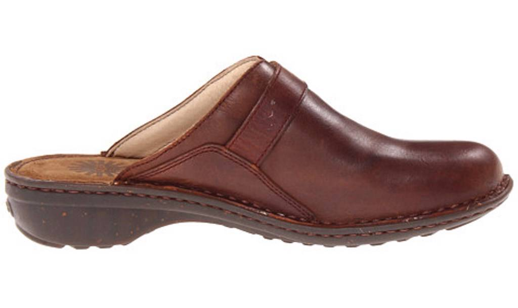 Women's Shoes UGG Australia LIVIA Slip-On Clogs Mules Leather