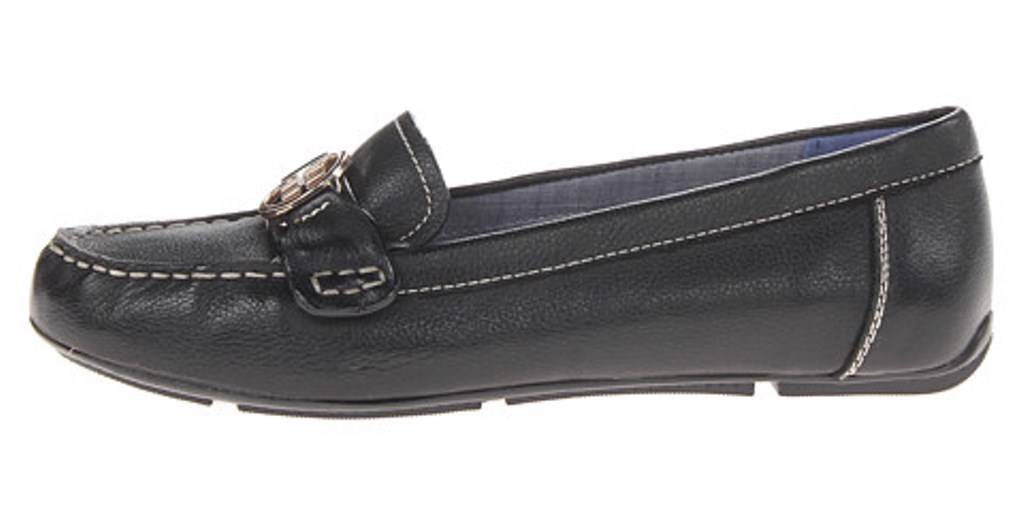 Women's Dr Martens Roma Tassel Loafer Black Packard 14756001