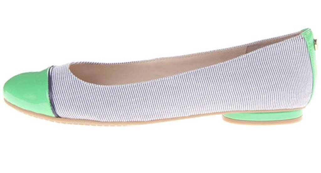 Womens-Shoes-Tommy-Hilfiger-GLORIA-2-Ballerina-Flats-Blue-Multi-Stripe