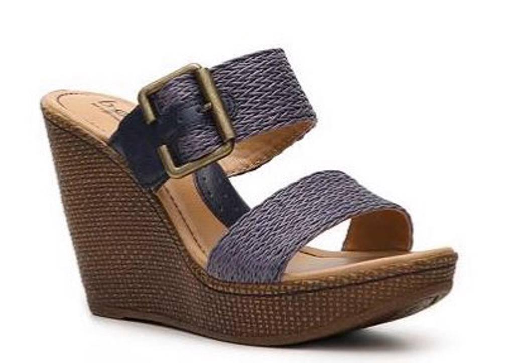 Born Concept 'Geranium' Leather Dress Shoes (Size 10) for Women