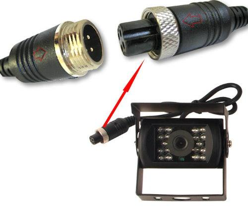 RV4PIN20M Reversing camera  4 pin system