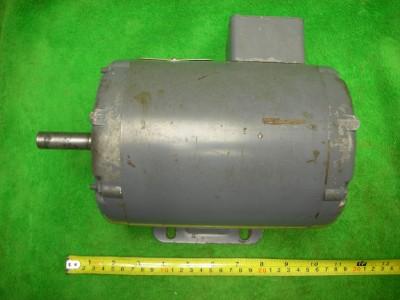 1 2hp 1725rpm 3ph 208 230 460v m3108 baldor ac motor 2 1 2 for 2 hp motor current