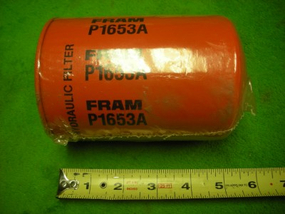 4 hydraulic engine oil filter 1r 0734 p1653a 520 509 01 ebay fram fuel filters for tractors