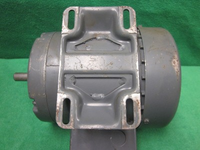 Dayton 3n442d electric ac induction motor 1 2 hp 3 phase for 1 2 hp induction motor