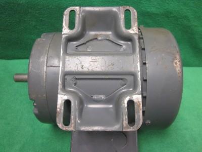 Dayton 3n442d electric ac induction motor 1 2 hp 3 phase for 1 5 hp 3 phase electric motor