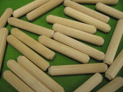 250 wood craft wooden dowel dowl rod pin peg 1 2 x 3 ebay for Wooden dowels for crafts
