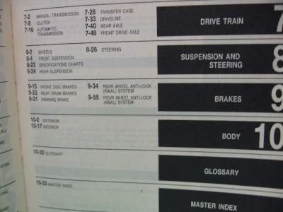 S10 Repair Manual