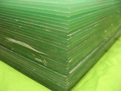 15 Clear Acrylic Plastic Plexiglass Sheet Flat Stock 9 3 4