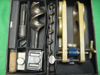 Kwikset Tool Installation Dead Bolt Entry Door Knob Handle Lock Latch Backset Ebay