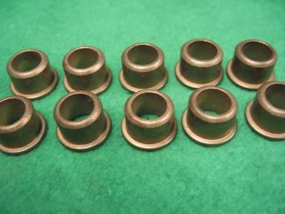 10 Flanged Bronze Bushing Bearing 492 Od 347 Id X 360