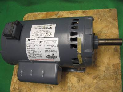 Magnetek Century Electric Motor 8 1772 01 Y145tz 3 Ph 5