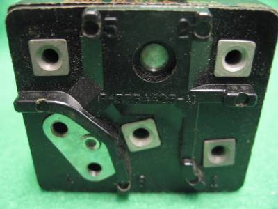 mars general electric ge 19006 3arr3 mars67 potential relay mars 67 made in usa ebay