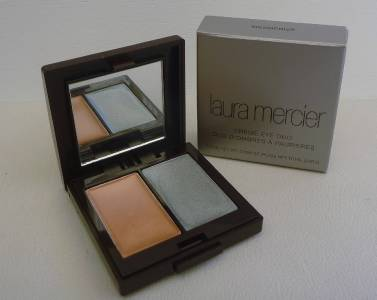 Laura mercier creme eye duo eyeshadow mesmerize brand for Laura mercier on sale