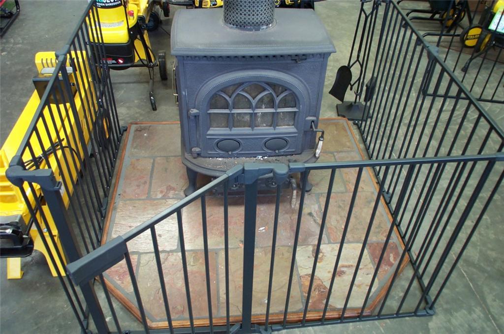 Child Safety Guard Modular Wood Heater Fire Screen New Ebay
