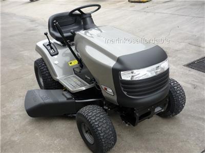 Ride on lawn mower craftsman 17 5 hp b s 38 cut b new for Craftsman 17 5 hp motor