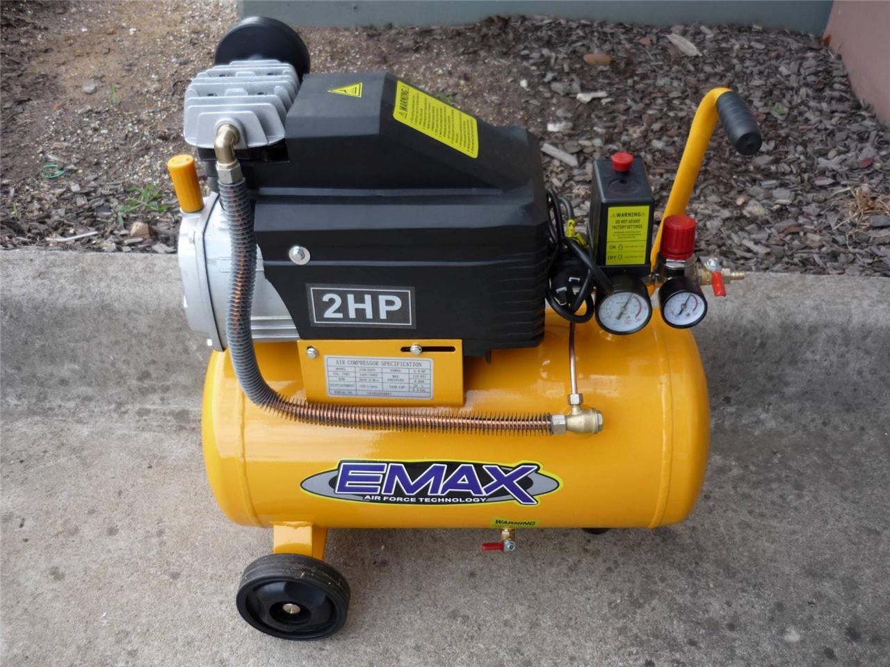Air Compressor 2 Hp Electric Motor Direct Drive Td 2025 Ebay