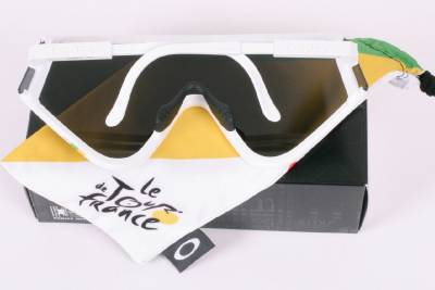 eye jacket oakley  oakley eyeshade