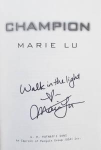 champion a legend novel pdf