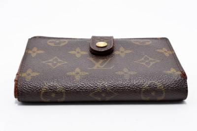 Authentic louis vuitton monogram compact zip bifold m61667 for Louis vuitton bin bags
