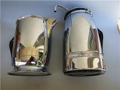 Electric Coffee Maker Jug : Vintage Retro BIRKO Electric Chrome Coffee Maker Percolator / Electric Jug 60 S eBay