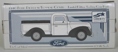 Ford Pickup w/ Tonneau Cover 125 Hemmings Motor News Spec Cast #62513
