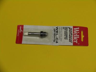 c4 weller portasol butane tip c1c c1ckc hot knife nos ebay. Black Bedroom Furniture Sets. Home Design Ideas