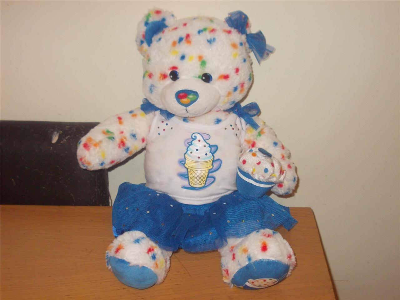 Ice Cream Build A Bears For Sale