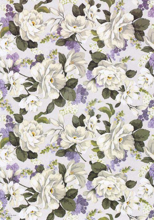 A4-Designer-Luxury-Lustre-Paper-Belladonna-Bouquet-Cristina-Re-for-Intitations