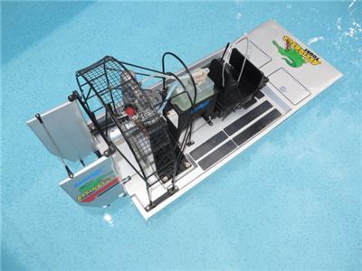 Aquacraft Alligator Tours radio control RC nitro gas fan ...