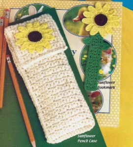 Crochet Pattern: Pencil Case - Crochet Spot   Blog