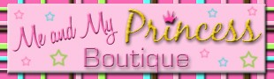 Me and My PRINCESS Doll Boutique