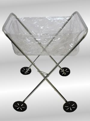 Laundry Wash Washing Basket Folding Trolley Bag Wheels Ebay