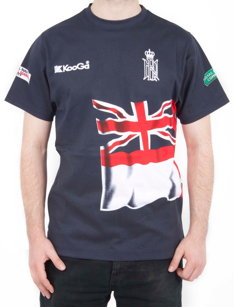 kooga rugby england royal navy short sleeved t shirt ebay. Black Bedroom Furniture Sets. Home Design Ideas