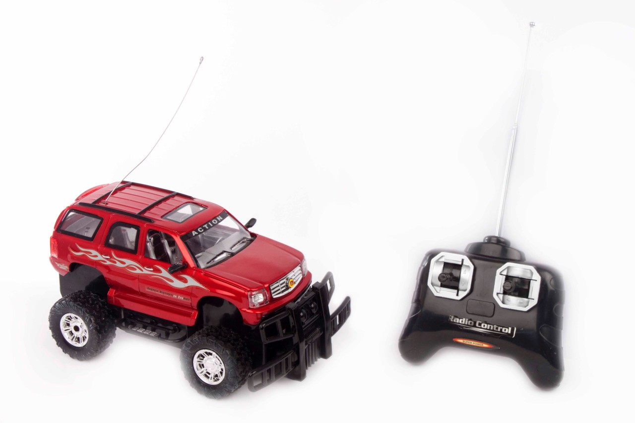 Monster truck spielzeug mit fernbedienung autos