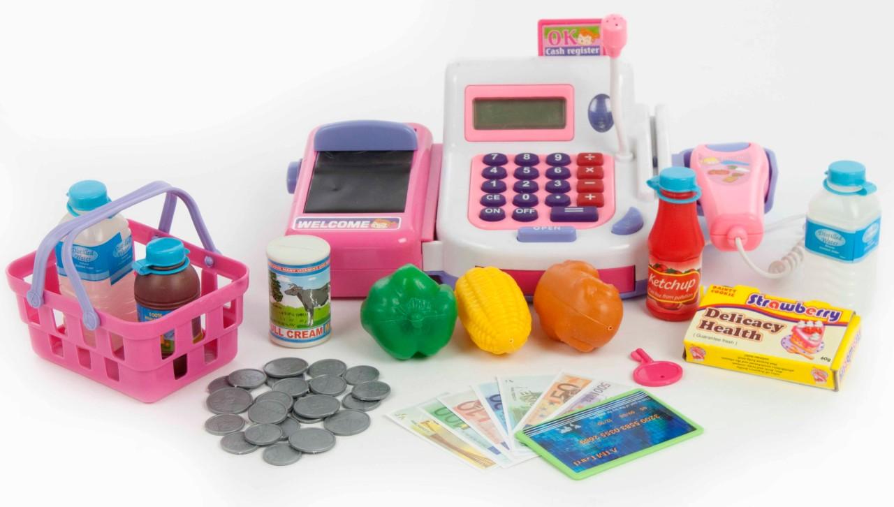 play credit card shopping