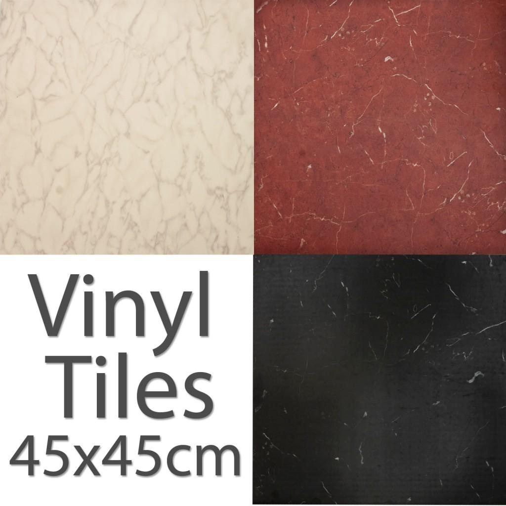 Any size quality vinyl flooring tiles squares non slip for Vinyl square floor tiles