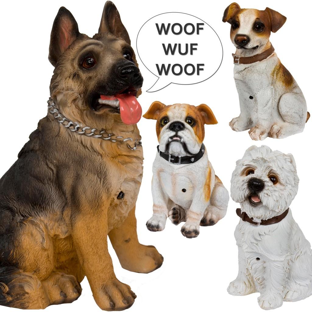 Motion Sensor Dog Bark