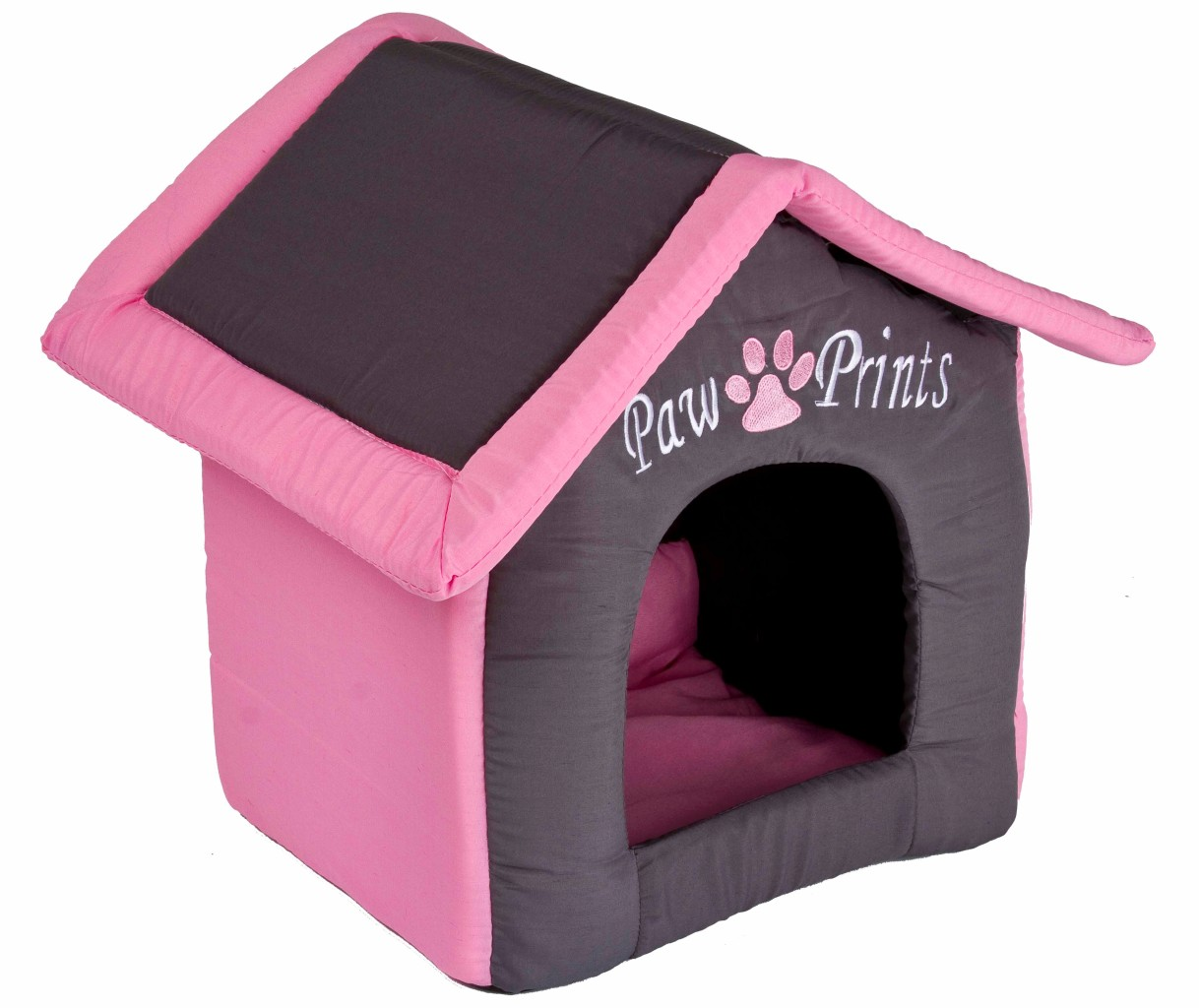 Indoor dog houses - Dog Cat Pet Kennel Soft Cosy Cushioned House
