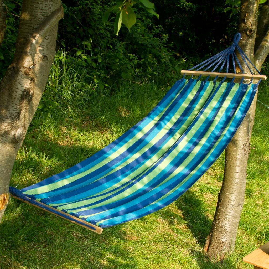 outdoor garden canvas hammock swinging hanging camping beach  outdoor garden canvas hammock swinging hanging camping beach      rh   ebay co uk