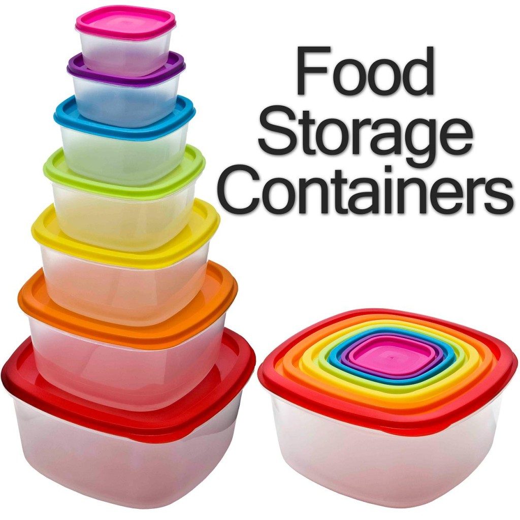 Tupperware Food Storage Listitdallas