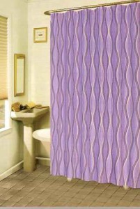 Nip Purple Plum Swirls Fabric Shower Curtain Free Shipping Ebay