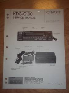 Owner's Manual for KENWOOD DDX7017 - Download
