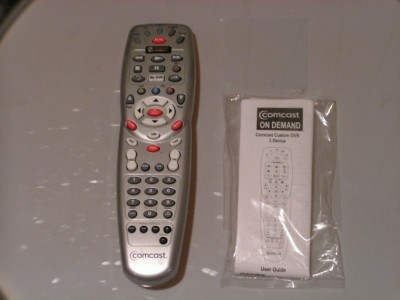 comcast cable universal 5 in 1 remote control hdtv my dvr Universal Remote Comcast Cable Box Comcast Remote Setup