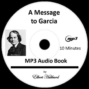 Message to Garcia Book