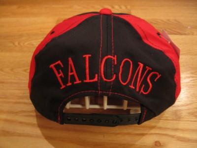 VINTAGE NFL ATLANTA FALCONS SNAPBACK HAT 90'S