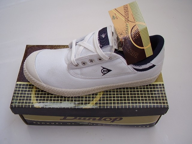 dunlop volley classic tennis casual sports shoes white ebay
