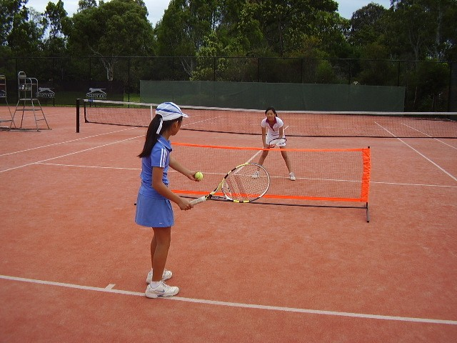 NEW-PORTABLE-MINI-TENNIS-NET-FRAME-FOR-AGE-2-8-YRS-3-METERS-WIDE