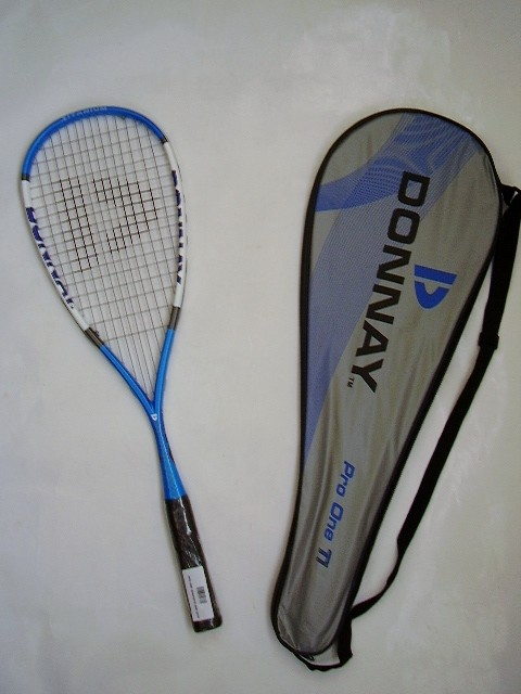 NEW-DONNAY-PRO-ONE-GRAPHITE-TI-SQUASH-RACKET-RRP-159